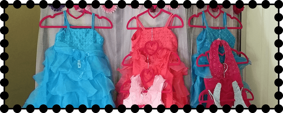 tiara tea party dresses